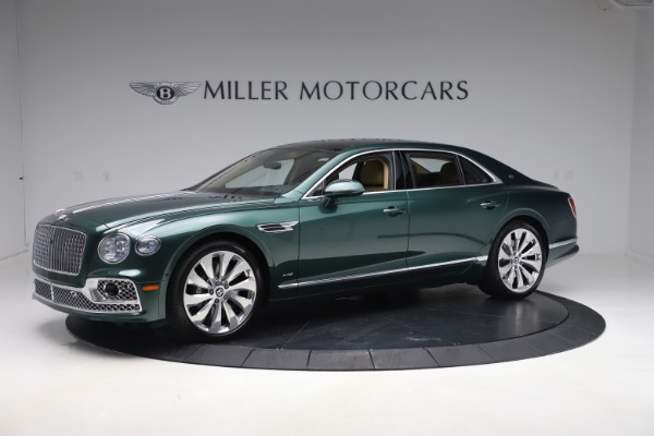 New 2020 Bentley Flying Spur W12 First Edition for sale Call for price at Pagani of Greenwich in Greenwich CT 06830 2