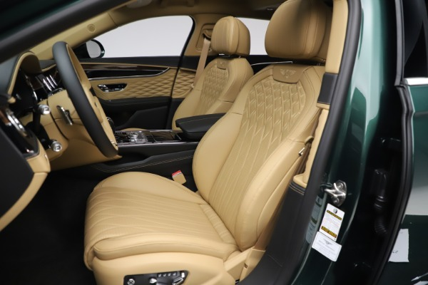 New 2020 Bentley Flying Spur W12 First Edition for sale Call for price at Pagani of Greenwich in Greenwich CT 06830 22