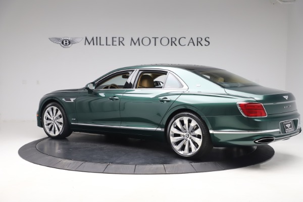 New 2020 Bentley Flying Spur W12 First Edition for sale Call for price at Pagani of Greenwich in Greenwich CT 06830 4