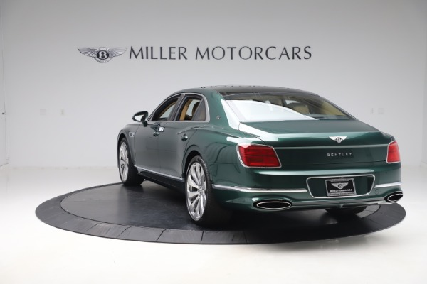 New 2020 Bentley Flying Spur W12 First Edition for sale Call for price at Pagani of Greenwich in Greenwich CT 06830 5