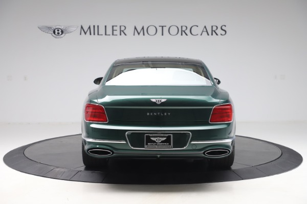 New 2020 Bentley Flying Spur W12 First Edition for sale Call for price at Pagani of Greenwich in Greenwich CT 06830 6