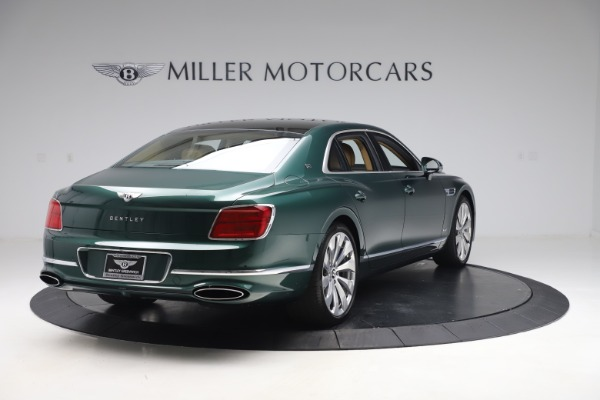 New 2020 Bentley Flying Spur W12 First Edition for sale Call for price at Pagani of Greenwich in Greenwich CT 06830 7