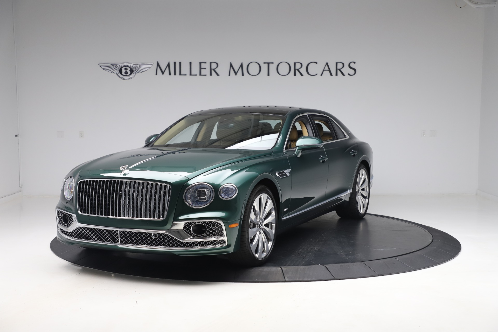 New 2020 Bentley Flying Spur W12 First Edition for sale Call for price at Pagani of Greenwich in Greenwich CT 06830 1
