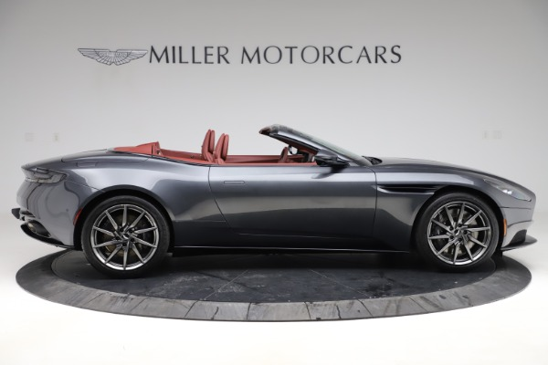 New 2020 Aston Martin DB11 Volante Convertible for sale $263,681 at Pagani of Greenwich in Greenwich CT 06830 10