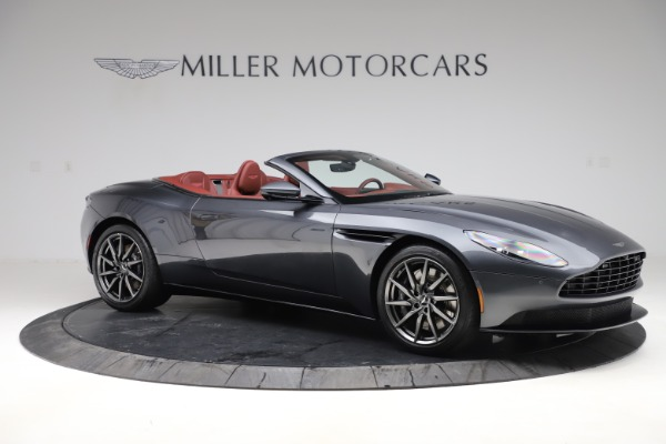 New 2020 Aston Martin DB11 Volante Convertible for sale $263,681 at Pagani of Greenwich in Greenwich CT 06830 11