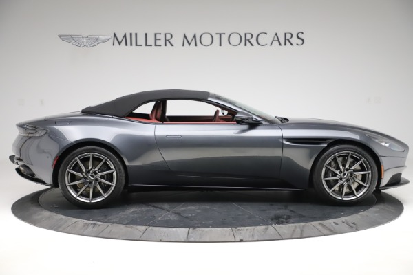 New 2020 Aston Martin DB11 Volante Convertible for sale $263,681 at Pagani of Greenwich in Greenwich CT 06830 13