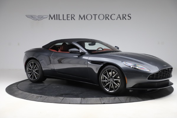 New 2020 Aston Martin DB11 Volante Convertible for sale $263,681 at Pagani of Greenwich in Greenwich CT 06830 14