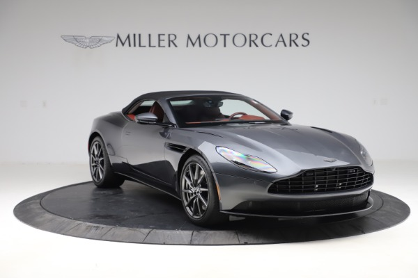 New 2020 Aston Martin DB11 Volante Convertible for sale $263,681 at Pagani of Greenwich in Greenwich CT 06830 15