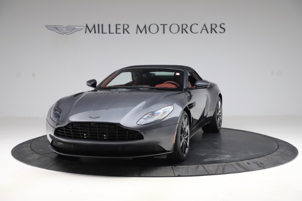 New 2020 Aston Martin DB11 Volante Convertible for sale $263,681 at Pagani of Greenwich in Greenwich CT 06830 16