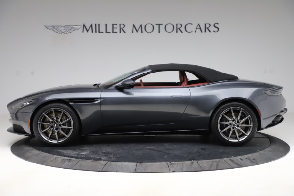 New 2020 Aston Martin DB11 Volante Convertible for sale $263,681 at Pagani of Greenwich in Greenwich CT 06830 18