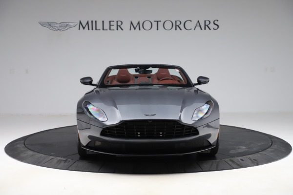 New 2020 Aston Martin DB11 Volante Convertible for sale $263,681 at Pagani of Greenwich in Greenwich CT 06830 2