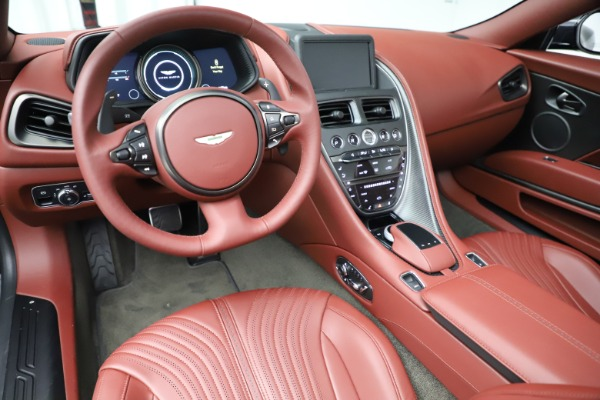 New 2020 Aston Martin DB11 Volante Convertible for sale $263,681 at Pagani of Greenwich in Greenwich CT 06830 20