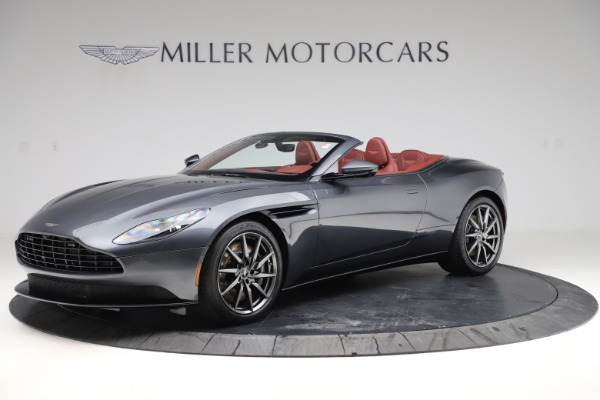 New 2020 Aston Martin DB11 Volante Convertible for sale $263,681 at Pagani of Greenwich in Greenwich CT 06830 3