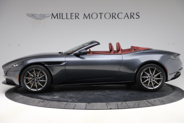 New 2020 Aston Martin DB11 Volante Convertible for sale $263,681 at Pagani of Greenwich in Greenwich CT 06830 4