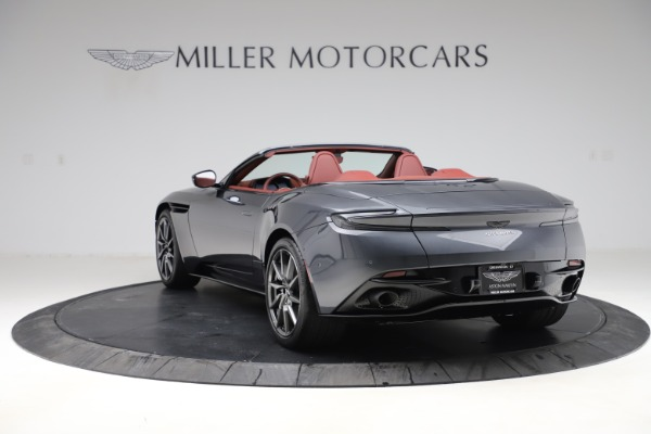 New 2020 Aston Martin DB11 Volante Convertible for sale $263,681 at Pagani of Greenwich in Greenwich CT 06830 6