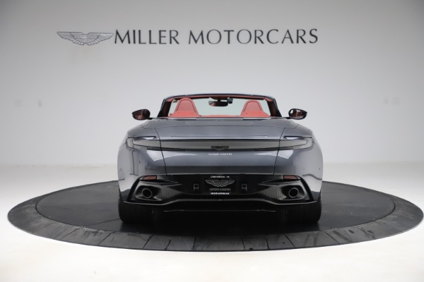 New 2020 Aston Martin DB11 Volante Convertible for sale $263,681 at Pagani of Greenwich in Greenwich CT 06830 7