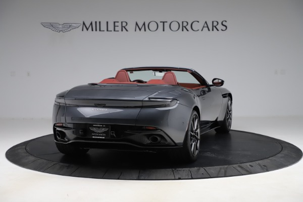 New 2020 Aston Martin DB11 Volante Convertible for sale $263,681 at Pagani of Greenwich in Greenwich CT 06830 8