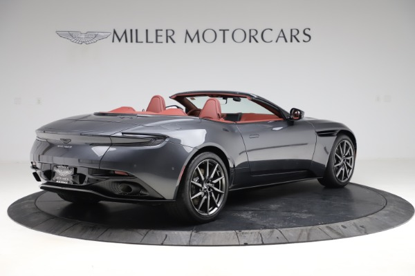 New 2020 Aston Martin DB11 Volante Convertible for sale $263,681 at Pagani of Greenwich in Greenwich CT 06830 9
