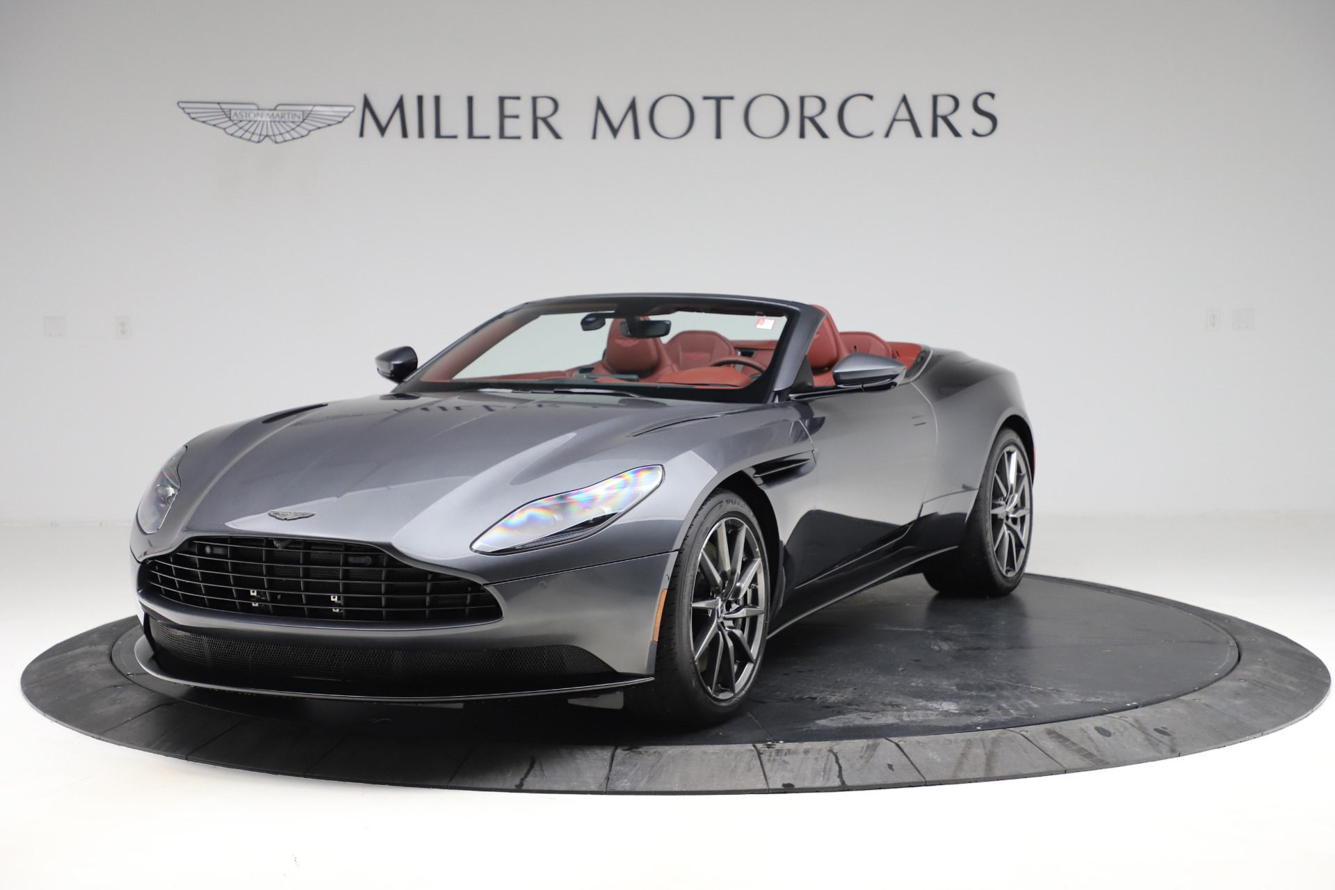 New 2020 Aston Martin DB11 Volante Convertible for sale $263,681 at Pagani of Greenwich in Greenwich CT 06830 1