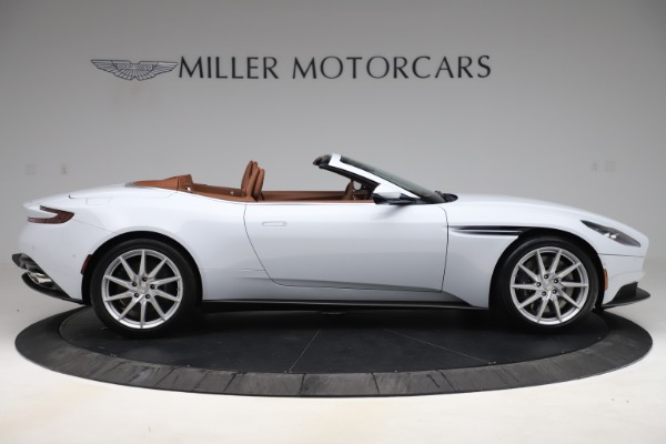 New 2020 Aston Martin DB11 Volante Convertible for sale $244,066 at Pagani of Greenwich in Greenwich CT 06830 10