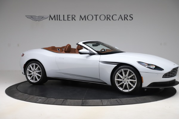 New 2020 Aston Martin DB11 Volante Convertible for sale $244,066 at Pagani of Greenwich in Greenwich CT 06830 11