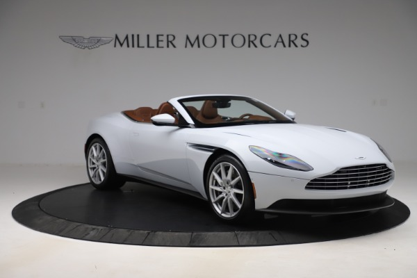 New 2020 Aston Martin DB11 Volante Convertible for sale $244,066 at Pagani of Greenwich in Greenwich CT 06830 12