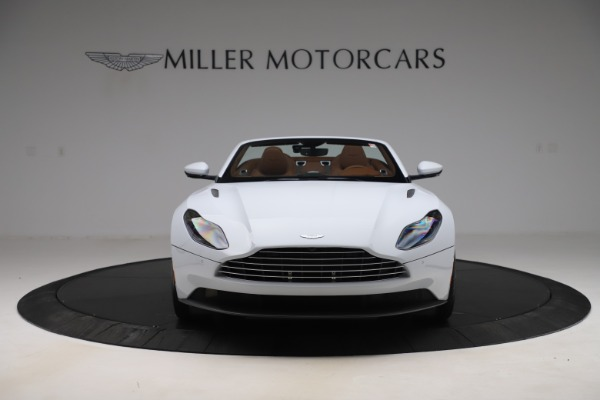New 2020 Aston Martin DB11 Volante Convertible for sale $244,066 at Pagani of Greenwich in Greenwich CT 06830 13