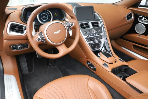 New 2020 Aston Martin DB11 Volante Convertible for sale $244,066 at Pagani of Greenwich in Greenwich CT 06830 14