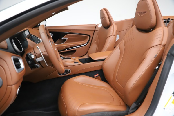 New 2020 Aston Martin DB11 Volante Convertible for sale $244,066 at Pagani of Greenwich in Greenwich CT 06830 16