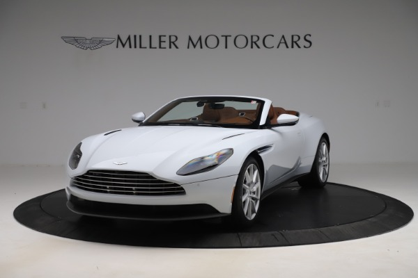 New 2020 Aston Martin DB11 Volante Convertible for sale $244,066 at Pagani of Greenwich in Greenwich CT 06830 2
