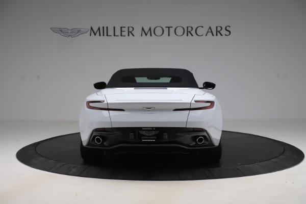 New 2020 Aston Martin DB11 Volante Convertible for sale $244,066 at Pagani of Greenwich in Greenwich CT 06830 25
