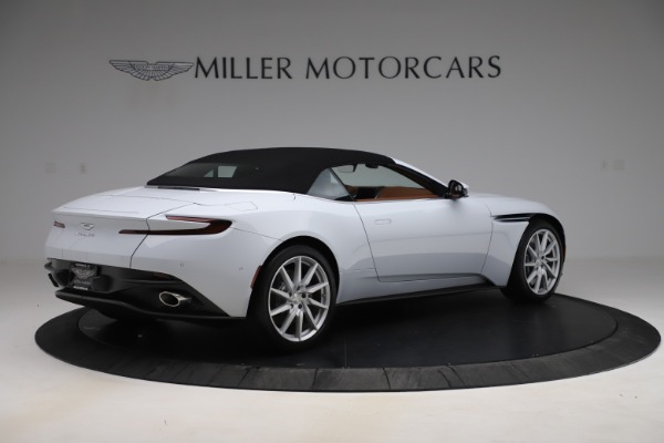 New 2020 Aston Martin DB11 Volante Convertible for sale $244,066 at Pagani of Greenwich in Greenwich CT 06830 26