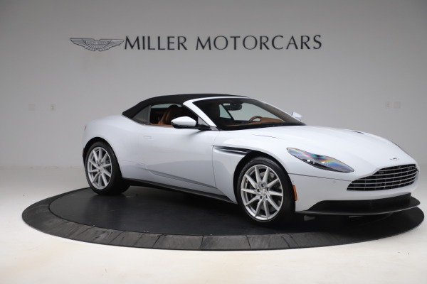 New 2020 Aston Martin DB11 Volante Convertible for sale $244,066 at Pagani of Greenwich in Greenwich CT 06830 28