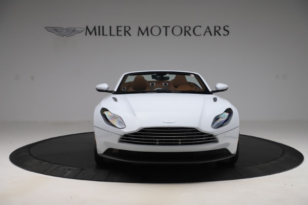 New 2020 Aston Martin DB11 Volante Convertible for sale $244,066 at Pagani of Greenwich in Greenwich CT 06830 3