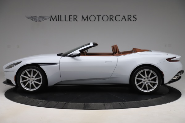 New 2020 Aston Martin DB11 Volante Convertible for sale $244,066 at Pagani of Greenwich in Greenwich CT 06830 4