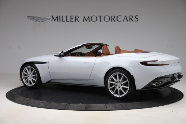 New 2020 Aston Martin DB11 Volante Convertible for sale $244,066 at Pagani of Greenwich in Greenwich CT 06830 5