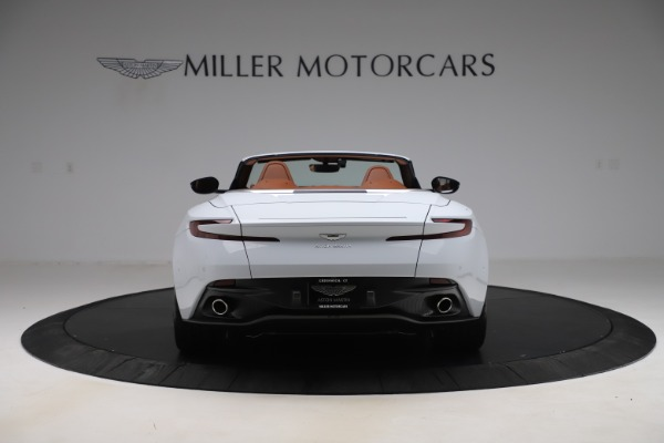 New 2020 Aston Martin DB11 Volante Convertible for sale $244,066 at Pagani of Greenwich in Greenwich CT 06830 7