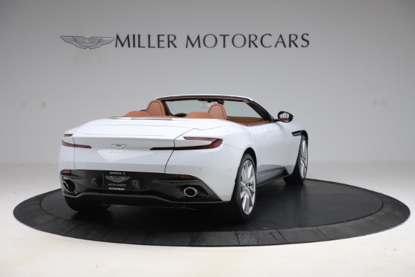 New 2020 Aston Martin DB11 Volante Convertible for sale $244,066 at Pagani of Greenwich in Greenwich CT 06830 8