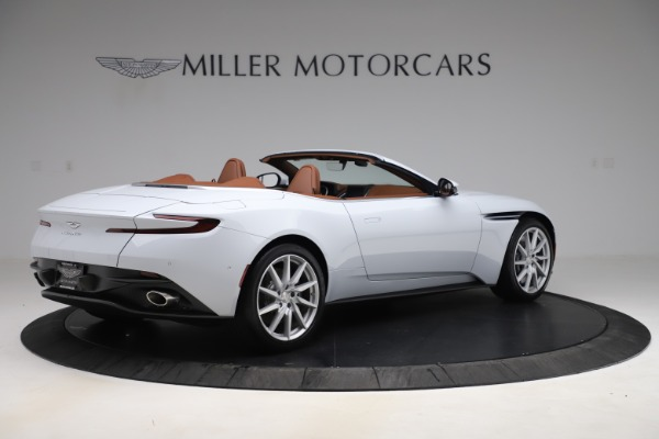 New 2020 Aston Martin DB11 Volante Convertible for sale $244,066 at Pagani of Greenwich in Greenwich CT 06830 9