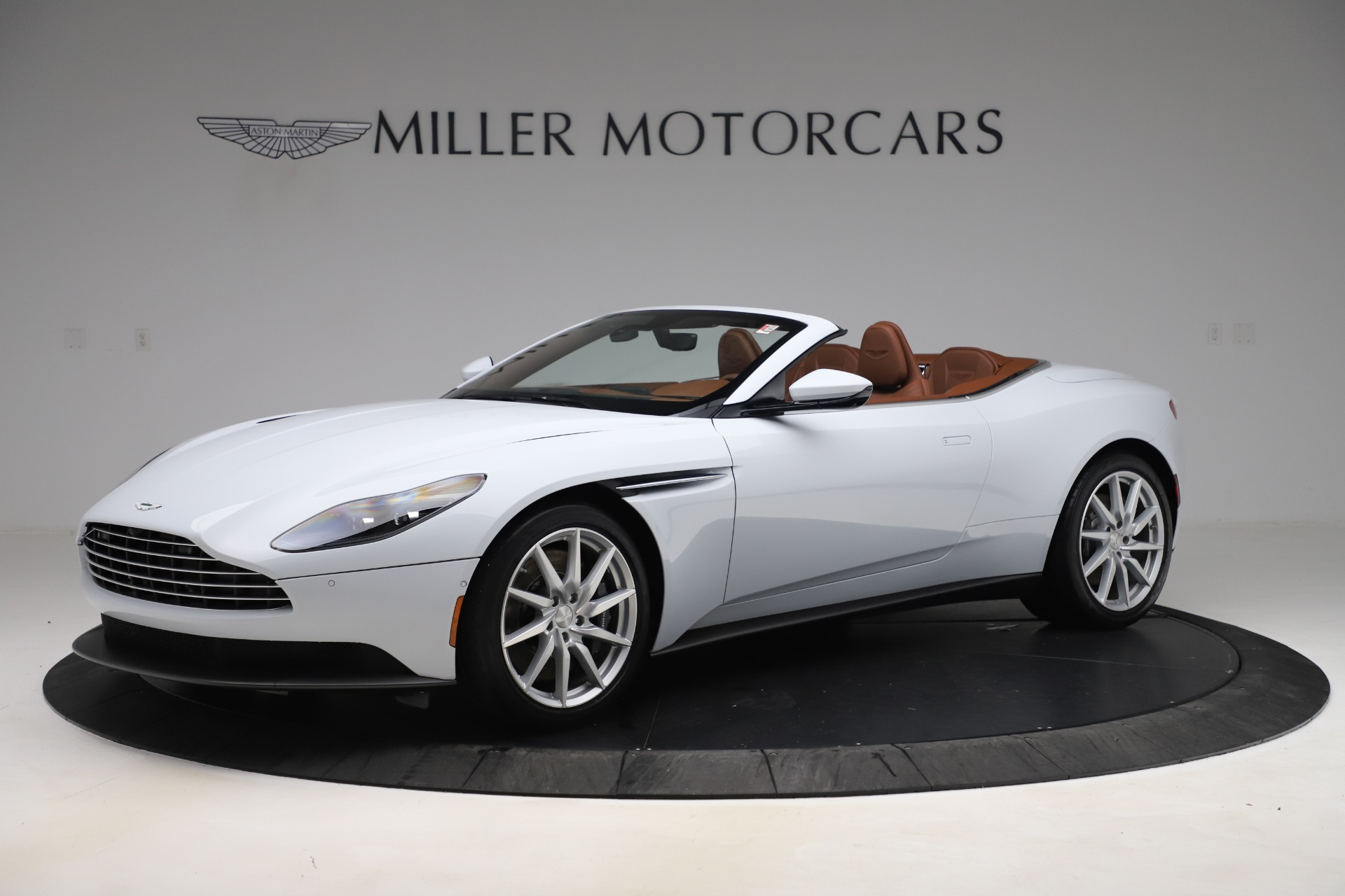New 2020 Aston Martin DB11 Volante Convertible for sale $244,066 at Pagani of Greenwich in Greenwich CT 06830 1