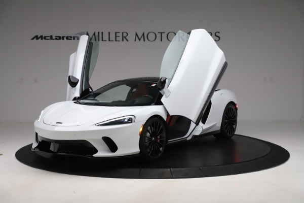 New 2020 McLaren GT Coupe for sale $257,242 at Pagani of Greenwich in Greenwich CT 06830 10
