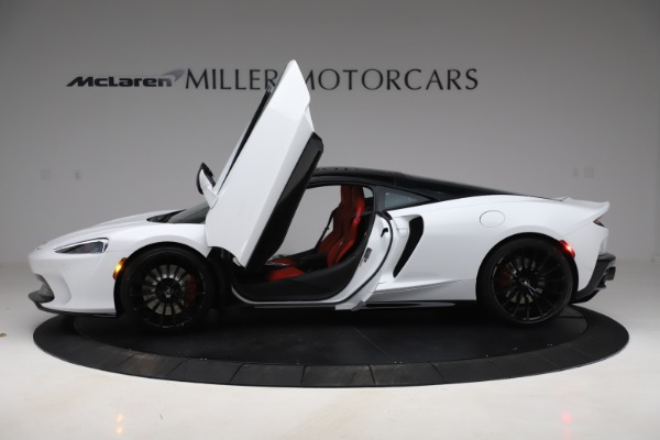 New 2020 McLaren GT Coupe for sale $257,242 at Pagani of Greenwich in Greenwich CT 06830 11