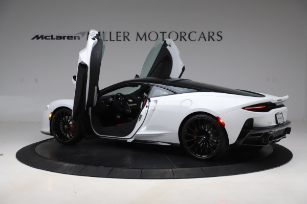 New 2020 McLaren GT Coupe for sale $257,242 at Pagani of Greenwich in Greenwich CT 06830 12