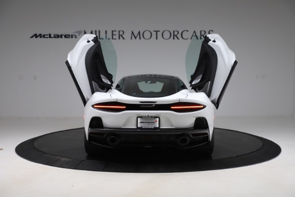 New 2020 McLaren GT Pioneer for sale $257,242 at Pagani of Greenwich in Greenwich CT 06830 13