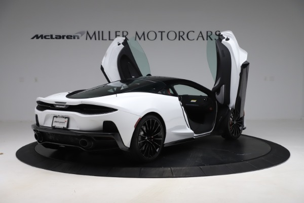 New 2020 McLaren GT Coupe for sale $257,242 at Pagani of Greenwich in Greenwich CT 06830 14