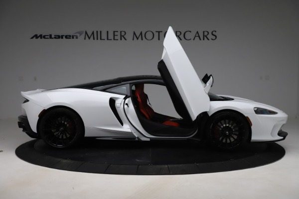 New 2020 McLaren GT Pioneer for sale $257,242 at Pagani of Greenwich in Greenwich CT 06830 15
