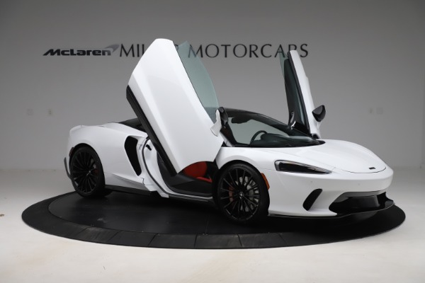 New 2020 McLaren GT Pioneer for sale $257,242 at Pagani of Greenwich in Greenwich CT 06830 16