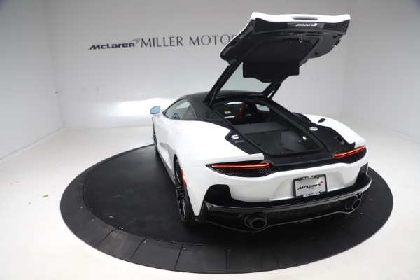 New 2020 McLaren GT Pioneer for sale $257,242 at Pagani of Greenwich in Greenwich CT 06830 17