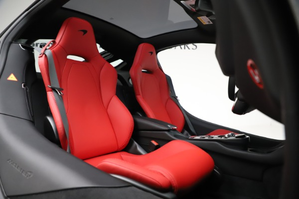 New 2020 McLaren GT Coupe for sale $257,242 at Pagani of Greenwich in Greenwich CT 06830 19