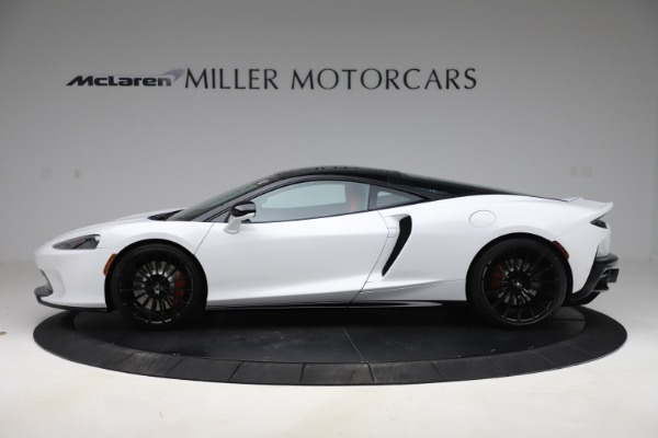 New 2020 McLaren GT Coupe for sale $257,242 at Pagani of Greenwich in Greenwich CT 06830 2